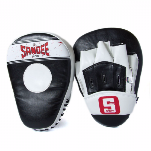 Sandee Sport Curved Focus Pads
